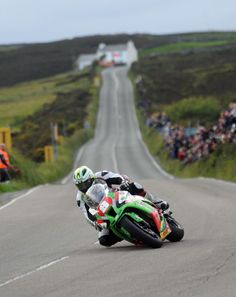 This year's Isle of Man TT Races are underway. Here's a look back at last year.