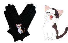 Sweet Annie Cat Wool Gloves Giveaway