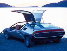 Matra Laser, 1971: At the Geneva Motor Show 1971, Matra of these ...