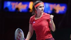 """You may be Sania Mirza or Jennifer Aniston, but you're not """"settled"""" until you're a mother — Quartz Tennis Photos, Famous Sports, Sports Magazine, Bollywood Actors, Tennis Players, Jennifer Aniston, Hottest Photos, Sports Women, Workout Programs"""