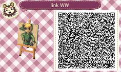ACNL/ACHHD QR CODE-Link from Wind Waker