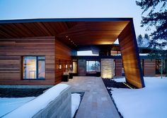 Butte Residence by Carney Logan Burke Architects