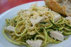 Hatch Pesto Pasta #pastapalooza #recipe #dreamfieldspasta #healthypasta