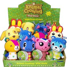 I want them all/Animal crossing