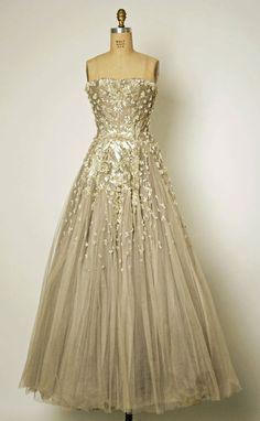 Beyond.  (Vintage Dior)