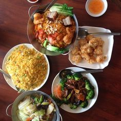 Will never get tired of Chinese cuisines.