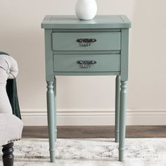 FREE SHIPPING! Shop Wayfair for Lark Manor Montauban 2 Drawer Nightstand - Great Deals on all Furniture products with the best selection to choose from!