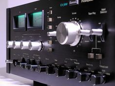 Sansui CA 3000 Stereo Preamplifier | 1976 The state of the a… | Flickr