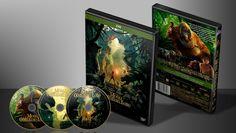 Mogli - O Menino Lobo - Capa | VITRINE - Galeria De Capas - Designer Covers Custom | Capas & Labels Customizados