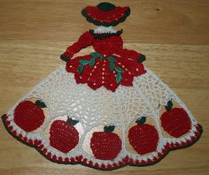 4 crochet tapete chica patrón mucho-buhos rosas girasoles por vjf25