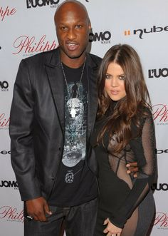 SHOCKING! Khloe Kardashian Files For Divorce From Husband Lamar Odom