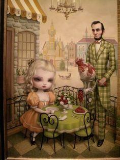 .::Mark Ryden::. Trav's favorite artist