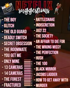 Must Watch Netflix Movies, Movies To Watch Teenagers, Netflix Shows To Watch, Good Movies On Netflix, Movie To Watch List, Tv Series To Watch, Netflix Suggestions, Netflix Recommendations, Movie Hacks