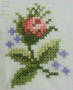 Butterfly Cross Stitch, Cross Stitch Rose, Cross Stitch Baby, Embroidery Applique, Cross Stitch Embroidery, Cross Stitch Patterns, Embroidery Designs, Bargello, Cross Stitching