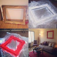 Reuse that old frame