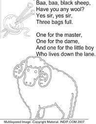Nursery Rhymes Folk Tales And Fairytales Nursery Rhymes