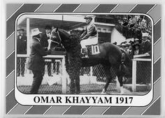 Omar Khayyam- 1917 Kentucky Derby Winner