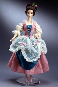 Fair Valentine Barbie® Doll | Barbie Collector