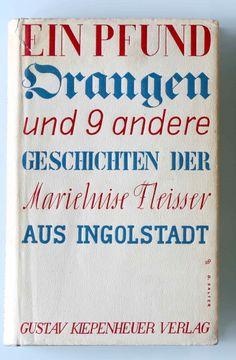 Georg Salter, Kiepenheuer 1929