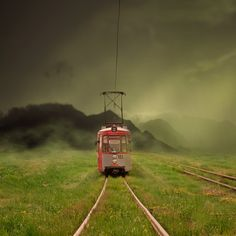 One way ticket by Caras Ionut