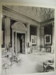 Sitting room, Lynnewood Hall, Elkins Park, Pennsylvania
