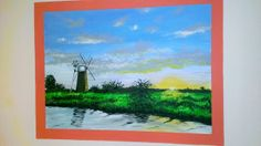 Norfolk Broads, a favourite holiday destination that always encourages strong memories. Sign Writer, Care Homes, Norfolk Broads, Free Advice, Mural Ideas, Mural Painting, Holiday Destinations, Favorite Holiday, Murals