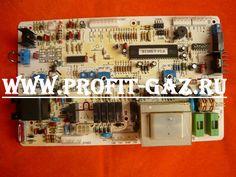 """Плата электронная для газового котла GAZECO 18-С-1, GAZECO 18-С-2, GAZECO 18-Т-1, GAZECO 18-Т-2 - Запчасти для газового котла GAZECO """"GAZLUX"""""""