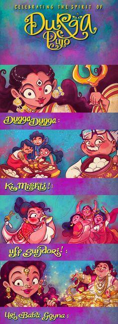 8 Best Indian Illustration Images In 2019 Indian Artwork Indian