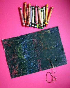 7a9f9eaf45f Encourage your preschooler s creativity with this exciting art project!  Every
