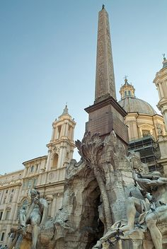 I love this place. So many good memories. Piazza Navona