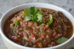 My 'Better-Than-Lodestar's Salsa' Salsa