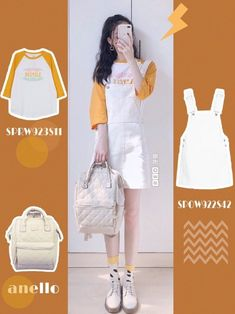 Korean Casual Outfits, Korean Outfit Street Styles, Korean Fashion Work, Cute Casual Outfits, Simple Outfits, Stylish Outfits, Ulzzang Fashion, Kpop Fashion Outfits, Girls Fashion Clothes