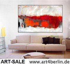 ART-SALE, moderne Kunst, abstrakte Ölgemälde, große Acrylbilder günstig in zwei Berliner Galerien.: Berliner Künstler verkaufen preiswert moderne Male...