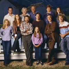 Everwood-- I miss this show, I do have the seasons on DVD though...