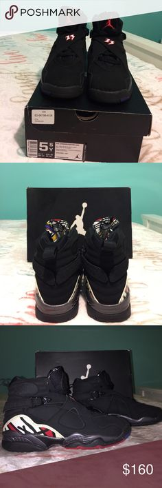 Air Jordan 8 Retro (GS) OBO perfect condition