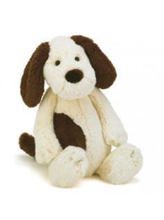 This gorgeous puppy is new to the superb Jellycat Bashful