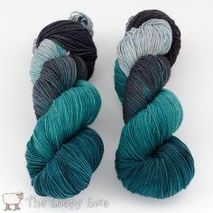 Grimm - Blue Moon Fiber Arts, Socks that Rock Lightweight
