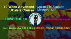 UCL Advanced Ukulele Course Promo   BYE BYE BLUES