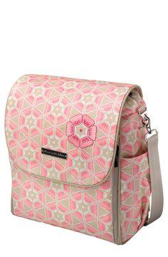 ee33eee9c381 Petunia Pickle Bottom  Boxy Glazed  Backpack Diaper Bag Cute Diaper Bags