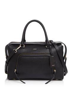 DKNY Large Chelsea Vintage Satchel. #dkny #bags #shoulder bags #hand bags #leather #satchel #