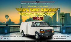 Cash in Transit CIT Vehicles Jordan