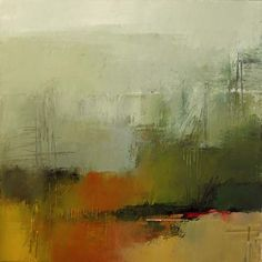 Irma Cerese - Contemporary Artist - Abstract Art & Landscape - Poultney #8 Irma Ceres
