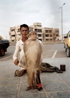 Pakistan Let wild animals be wild animals...not small trained people...