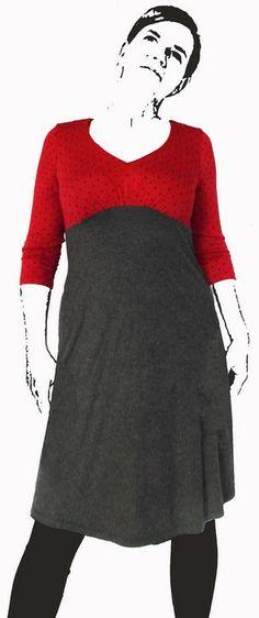 Kleid Boo - Schnittbox-Schnitte und Nähanleitungen für Selbermacher