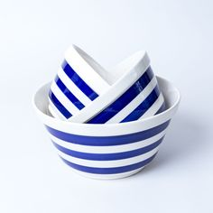 Our Stripped Mixing bowls are great in the kitchen and can even be used for serving or eating soup. Available at CAC Mumbai, Pune and online at www.cac.co.in