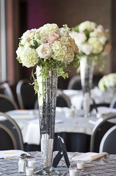 Flowers and rental vases by @lavender Hill