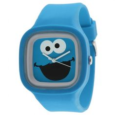 Jelly Cookie Monster Watch