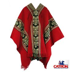 Poncho huaso chileno. Mens Poncho, African Print Pants, Capes & Ponchos, Mens Fashion, Fashion Outfits, Fashion Plates, Mens Clothing Styles, Victorian Fashion, Traditional Outfits