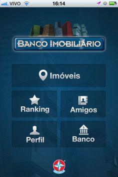 Banco Imobiliário da Estrela para iOS! Já baixei, falta experimentar...