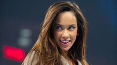 Apologise, but, aj lee sexy face are